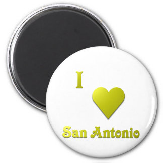 San Antonio -- Gold Magnet