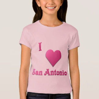San Antonio -- Hot Pink T-Shirt