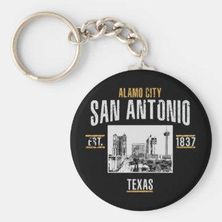 San Antonio Keychain