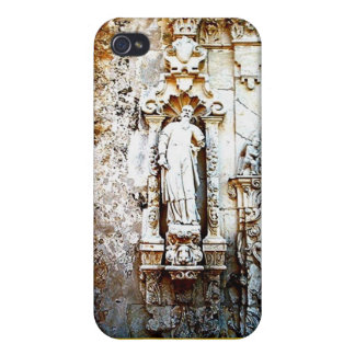 San Antonio Mission A - iPhone 4 Covers