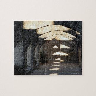 San Antonio Missions Jigsaw Puzzle