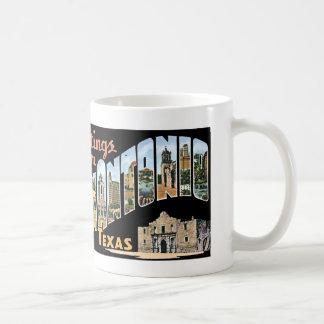 San Antonio  mug