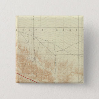 San Antonio quadrangle showing San Andreas Rift Button