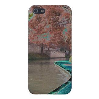 San Antonio River Walk with a Twist iPhone SE/5/5s Case