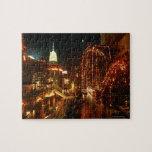 San Antonio Riverwalk at Night Puzzle