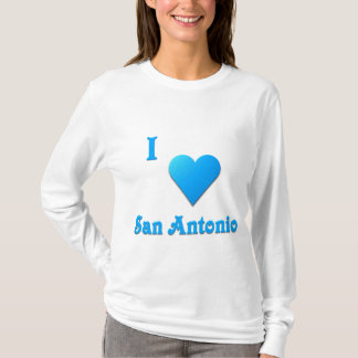 San Antonio -- Sky Blue T-Shirt