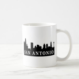 San Antonio Skyline Coffee Mug