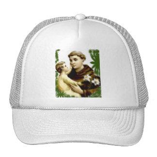SAN ANTONIO/ ST ANTHONY TRUCKER HAT
