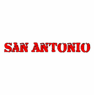 San Antonio Statuette