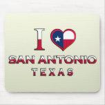 San Antonio, Tejas Alfombrillas De Raton