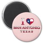 San Antonio, Tejas Imán De Frigorifico