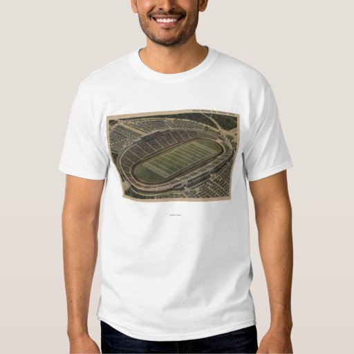 San Antonio, Texas - Alamo Stadium View T-Shirt