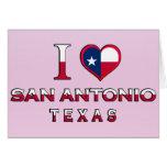 San Antonio, Texas Greeting Card