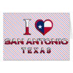 San Antonio, Texas Greeting Cards