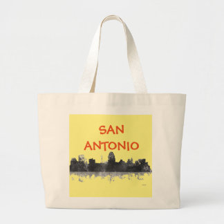 SAN ANTONIO TEXAS LARGE TOTE BAG