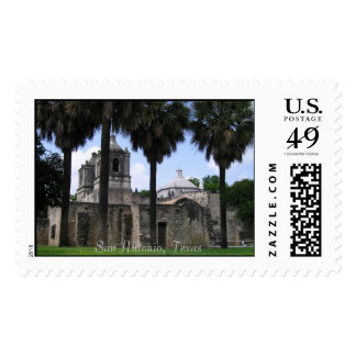 San Antonio, Texas Postage