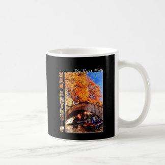 San Antonio, Texas:  River Walk Bridge Coffee Mug