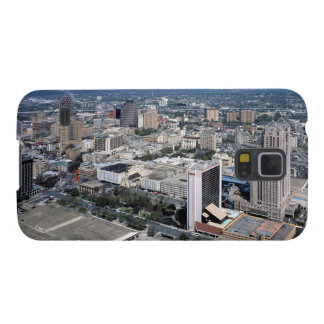 San Antonio Texas Skyline Galaxy S5 Case