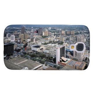 San Antonio Texas Skyline Samsung S4 Case