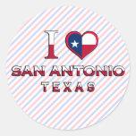 San Antonio, Texas Sticker