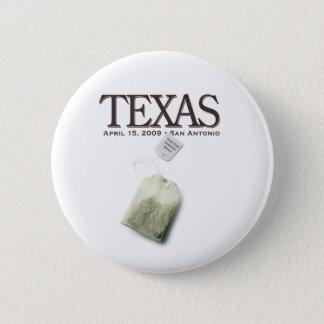San Antonio, Texas Tea Party Button