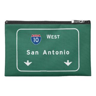San Antonio Texas tx Interstate Highway Freeway : Travel Accessories Bags