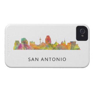 SAN ANTONIO TEXAS WB1 - iPhone 4 Case-Mate CASES