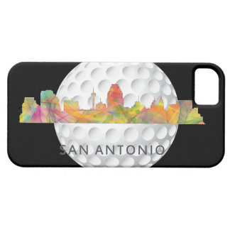 SAN ANTONIO TEXAS WB1 - iPhone SE/5/5s CASE
