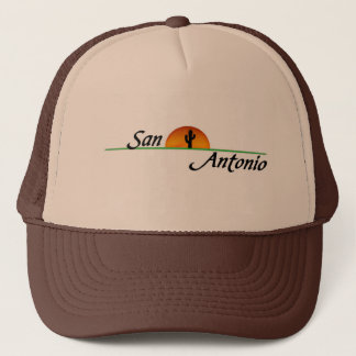 San Antonio Trucker Hat