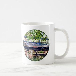 San Antonio TX - Bridge on Paseo Del Rio Coffee Mug