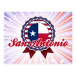 San Antonio, TX Post Card