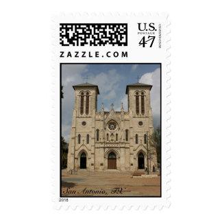 San Antonio, TX Postage