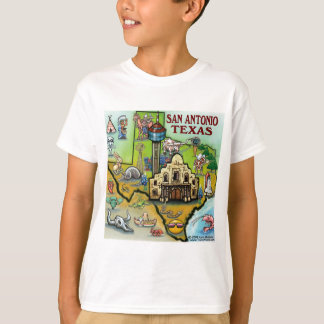 San Antonio TX T-Shirt
