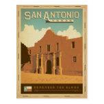 San Antonio, TX Tarjetas Postales