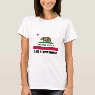 San Benardino California Playera