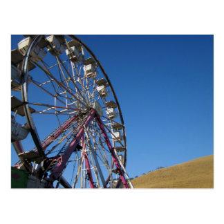 San Benito County Fair Post Card