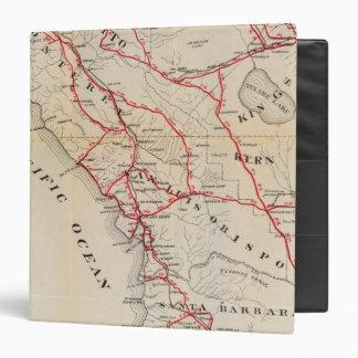 San Benito, Fresno, Monterey, San Luis Obispo