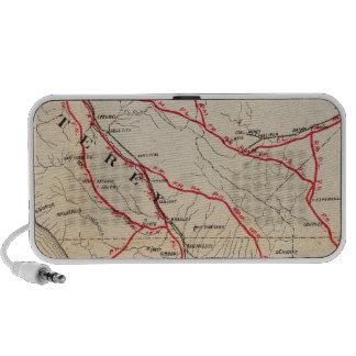 San Benito, Fresno, Monterey, San Luis Obispo iPod Altavoces