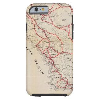 San Benito, Fresno, Monterey, San Luis Obispo Funda Para iPhone 6 Tough