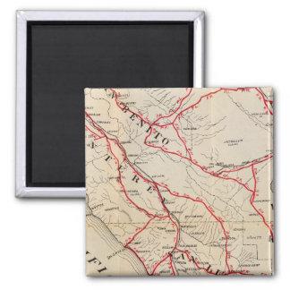 San Benito, Fresno, Monterey, San Luis Obispo Magnet