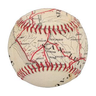 San Benito, Fresno, Monterey, San Luis Obispo Baseballs