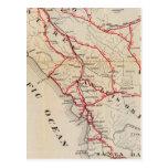 San Benito, Fresno, Monterey, San Luis Obispo Postcard