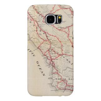 San Benito, Fresno, Monterey, San Luis Obispo Samsung Galaxy S6 Case