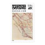 San Benito, Fresno, Monterey, San Luis Obispo Stamps