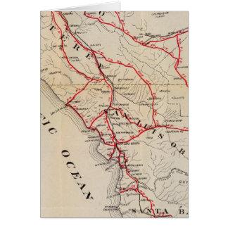 San Benito, Fresno, Monterey, San Luis Obispo Felicitación