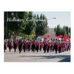 San Benito High School Homecoming Parade Postcard