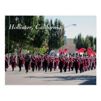 San Benito High School Homecoming Parade Post Card