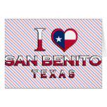 San Benito, Texas Card