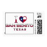 San Benito, Texas Postage