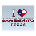 San Benito, Texas Postcards